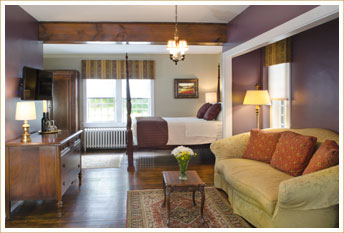 Bamford Suite At Hillbrook Inn & Spa
