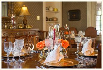 Honeymoon in WV - Fine Dining