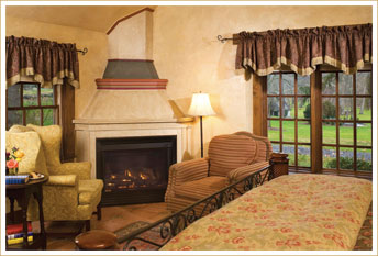 West Virginia Luxury Inn - Fall Cottage