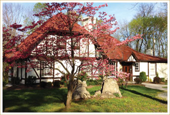 Bed and Breakfast in Harpers Ferry