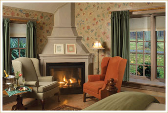 West Virginia Luxury Inn - Summer Cottage