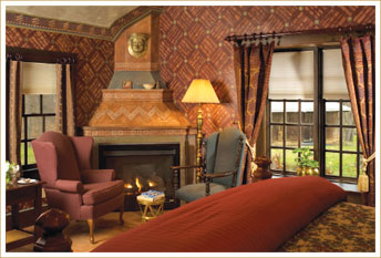 West Virginia Luxury Inn - Winter Cottage
