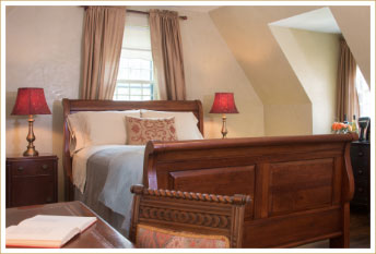 Lockes Nest - West Virginia Bed and Breakfast