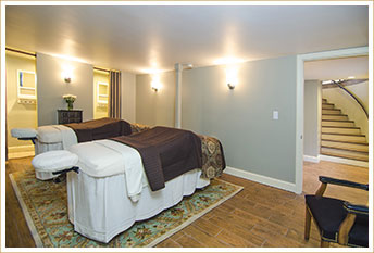 Spa Services at a West Virginia B&B