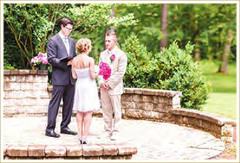 Elopements in WV - Outdoor Weddings