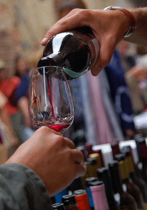 Wine tour in West Virginia