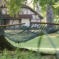 West Virginia B&B hammock