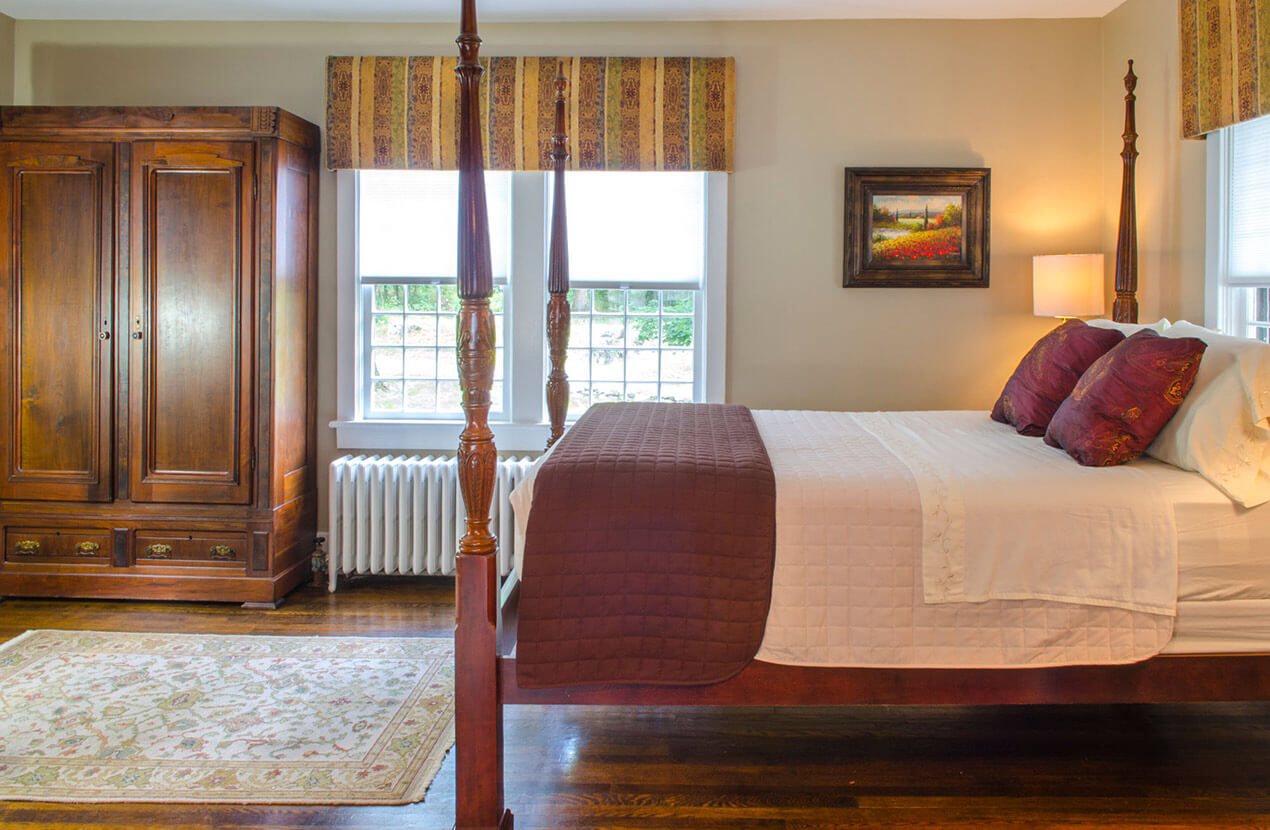 Charles Town WV Hotels with Spa, The Bamford Suite.