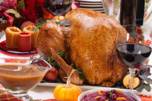 Thanksgiving Dinner at Hillbrook Inn