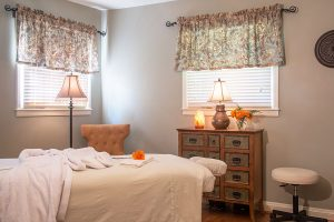 Gatehouse Spa Massage Room