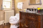 Exquisite bathrooms in Harpers Ferry WV Bed and Breakfast