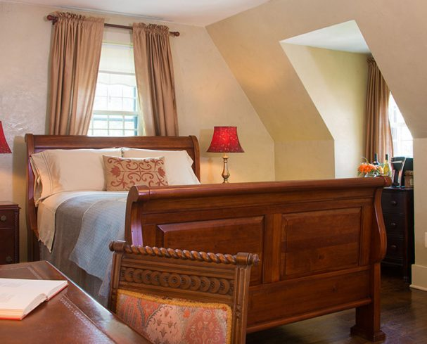 Modern rooms at our Harpers Ferry bed and breakfast