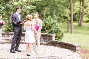 couple eloping in west virginia