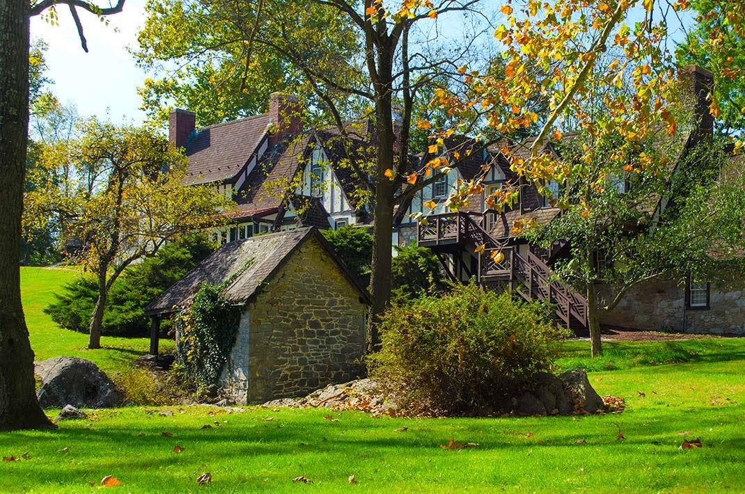 Fall at Hillbrook Inn & Spa