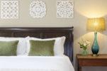 Spring Cottage Bed