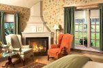 Hotel with fireplaces for  aWashington DC Weekend Getaway