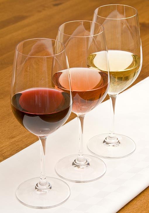 Wine tasting in WV