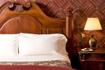 Top linens at our historic West Virginia Resort and Spa