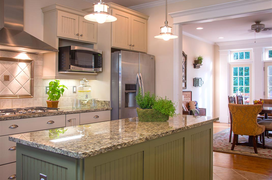 Spacious kitchen for cooking classes in WV
