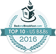 Top 10 US B&B 2016
