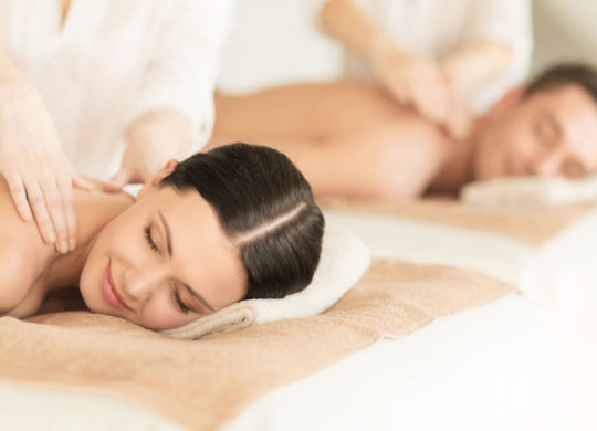 Couple's Massage at Hillbrook Inn & Spa