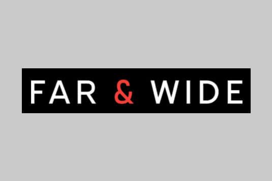 Far & Wide logo